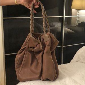 Brown cloe bag